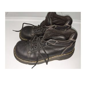 Dr. Martens Shoes - DR MARTENS Black Boots Size 8 - AS IS